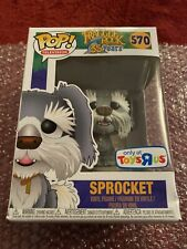 New ListingSprocket Fraggle Rock Funko Pop 570 Toys R Us Exclusive