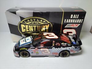 1999 Dale Earnhardt Sr #3 GM Goodwrench Last Lap of Century 1:24 NASCAR MIB