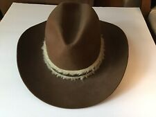 Stetson Hat 3X Beaver Size 7
