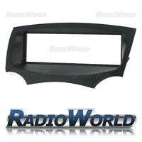 Ford KA Black Radio Stereo Fascia Facia Panel Adapter Plate Surround FP-07-16