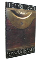 Seamus Heaney THE SPIRIT LEVEL Poems 1st Edition 1st Printing