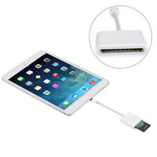 Lightning to SD Card Camera Reader Adapter Cable for Apple iPad iPhone 6 7 Pro