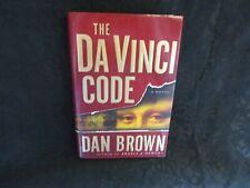 The Da Vinci Code by Dan Brown Hardcover