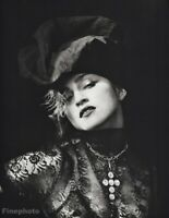 1986 Vintage Madonna NYC By Herb Ritts Singer Pop Music Movie Photo Art 16x20
