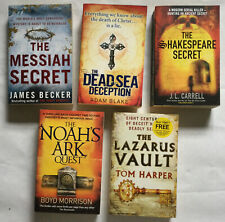Secrets Thriller Book Bundle x 5 - Becker, Blake, Carrell, Morrison, Harper