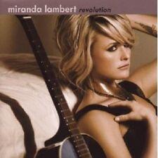 "MIRANDA LAMBERT ""REVOLUTION"" CD NEW+"