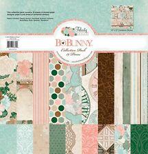 BoBunny Felicity Collection Scrapbook Paper Kit Bo Bunny new 12x12