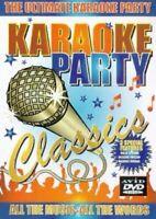 Karaoke Party Classics [2000] [DVD][Region 2]
