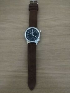 Seiko vintage chronograph