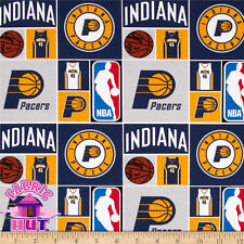 NBA Indiana Pacers Cotton Fabric