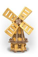 jardin moulin à vent en bois 105 cm fabricant