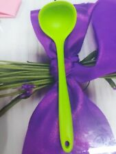 New listing 1Pc Ladle Spoon Long Handled Soup Spoon Slightly Curve design Spoons