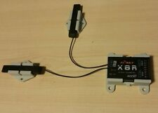 FRSky receiver mount X8R, S6R etc with aerial mounts