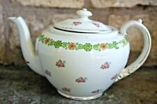 More details for shelley china - rare gardner's patent - viva auto teapot (a little damage) 1920s