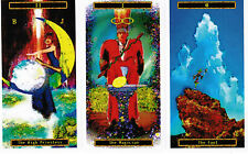 Oop A complete kit tarot Guidebook 22 cards Waite-Smith style deck*Hard to get