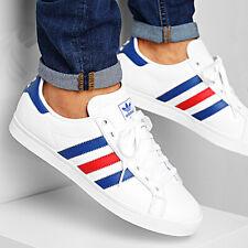 Adidas Originals Coast Star Zapatos blancos en varios tamaños