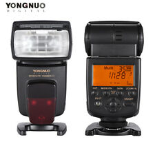 Yongnuo YN568EX III Flash Speedlite HSS TTL Optical Slave Master for Canon DSLR