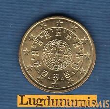 Portugal 2002 50 centimes d'euro SUP SPL Pièce neuve de rouleau - Portugal