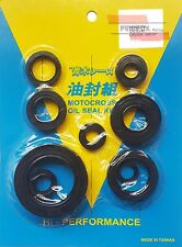 Honda CR250 CR 250 1985 1986 1987 Engine Oil Seal Kit