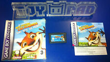 Nos Voisins les Hommes : Zamy pète les plombs [PAL-FRA] - Game Boy Advance - GBA