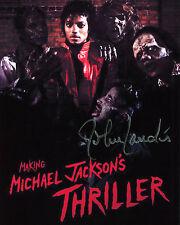 John Landis - Director - Michael Jackson's Thriller - Signed Autograph REPRINT