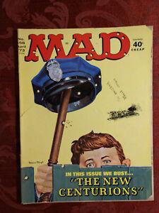 RARE MAD magazine April 1973 THE NEW CENTURIONS