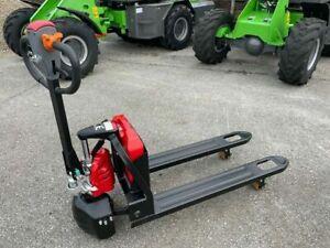 Elektro-Hubwagen EPT 15D Tragkraft 1500 kg Neu !!