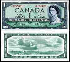 North American Replacement Banknotes