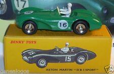 DINKY ATLAS ASTON MARTIN DB3 SPORT N°16 REF 506 1/43 NO FASCICULE NO CERTIFICAT