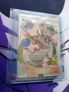 Carte Pokemon Dresseur FA BARBARA 145/145 NEUF