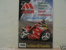 MO8945-JPS NORTON F1 WANKEL,BAKKER QCS SUZUKI GSX1100R,RUSSIA  CLASSICS,MZ SIDEC