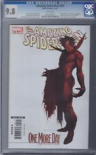 Amazing Spider-man Vol 1 # 545 CGC 9.8 Marvel