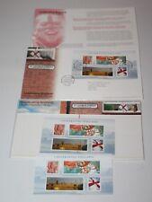 Royal Mail - Celebrating England, 2007 - Presentation Pack, FDC & Mini Sheet