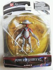 Power Rangers ALPHA 5 Action Figure BRAND NEW Mighty Morphin Action Movie 2017