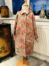 Oilily Carlijn Reversible Coat Mac-10 Years -BNWT