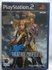 Valkyrie Profile 2 Silmeria Ps2 Playstation 2 Square Enix