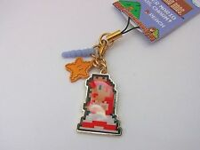 Princess Peach Official Earphone Plug Charm Limited Nintendo Super Mario Japan