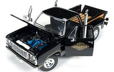 """1978 Dodge """"MID-NITE EXPRESS in Black with Gold trim 1:18 Auto World 1016"""