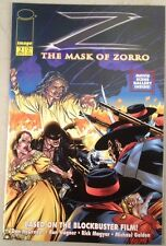 IMAGE COMIC Z The Mask Of Zorro Based On Blockbuster Film Sept 1998 No. 2  **