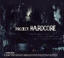 PROJECT:HARDCORE = Neophyte/Angerfist/Promo/Vacorps...=2CDs=HARDCORE GABBER !!