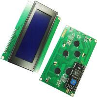 LCD Display Blue Serial IIC/I2C 2004 Character  Module Board 5V For Arduino DIY