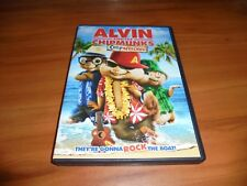 Alvin and the Chipmunks: Chipwrecked (DVD Widescreen 2012) Used Jason Lee