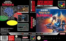 - Contra III The Alien Wars PAL SNES Replacement Game Case + Box Cover Only