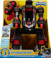 Fisher-Price Imaginext DC Super Friends, RC Transforming Batbot