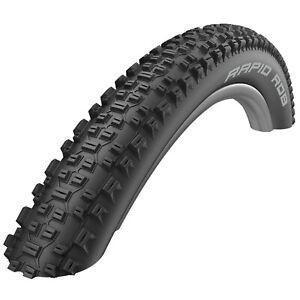 Mountain Bike Tyre Schwalbe Rapid Rob 26 x 2.25 MTB Bicycle Tire