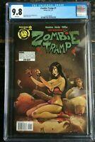 Zombie Tramp #1 Main Cover CGC 9.8