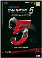 PS3 / Sony Playstation 3 - Gran Turismo 5 #Collector's Edition DE/EN mit OVP