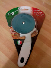 LARGE PIZZA CUTTER SLICER STAINLESS STEEL