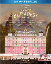 The Grand Budapest Hotel (Blu-ray Disc, 2014)