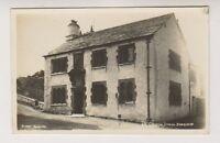 Cumbria postcard - Grammar School, Hawkshead - RP - P/U 1935 (A24)